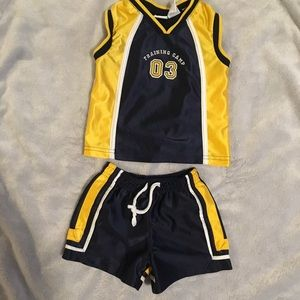 Other - Baby Boys Basketball Outfit